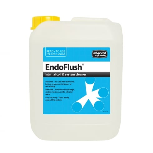 Advanced Engineering Endoflush Cleaning Agent 5 Litres