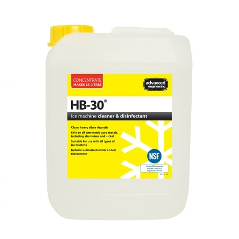 Advanced Engineering HB-30 Ice Machine Cleaner
