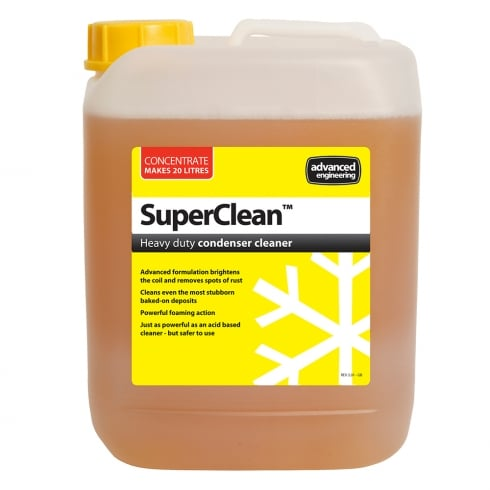 Advanced Engineering Superclean Heavy Duty Cleaner 5 Litre
