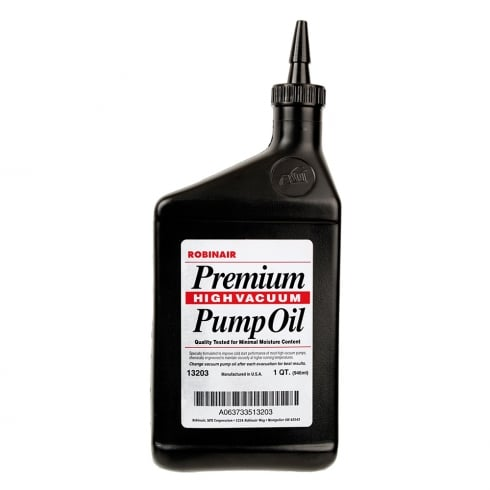 Advanced Engineering Vac Pump Oil 1 US Gallon - Robinair