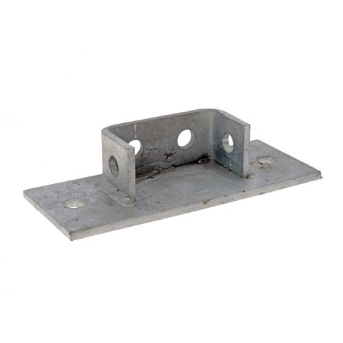 Aitkens Double Channel Base Plate AE114