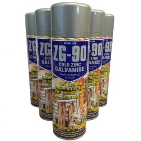 Aitkens Galvanised Spray 500ml