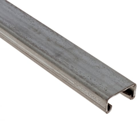 Aitkens Plain Single Channel 41x21 mm