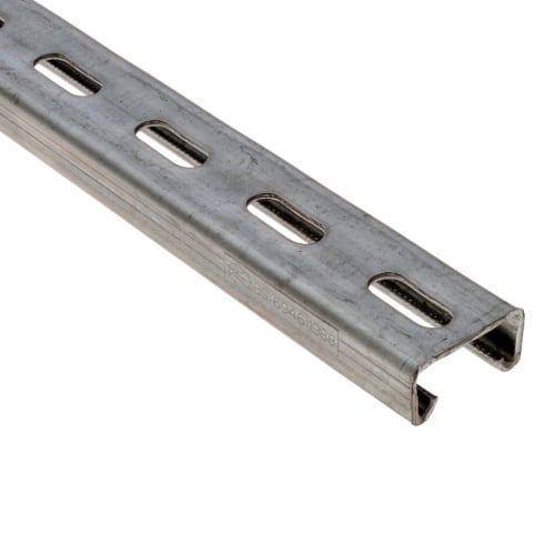 Aitkens Slotted Single Channel 41x21 mm