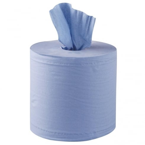 BLUE ROLL XX0066 Tissue Roll