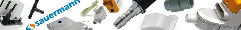 Fitting Sauermann Condensate Pump Accessories