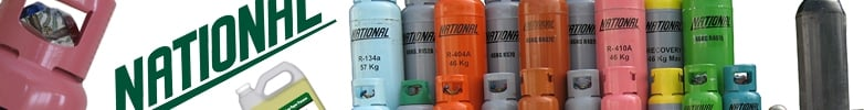 National Refrigerants Oil and Accessories