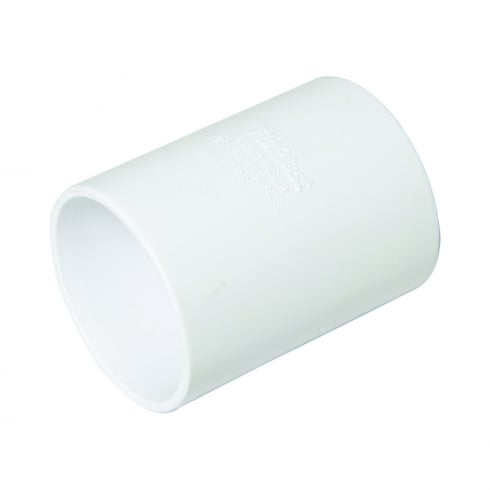 Floplast Abs Connector White