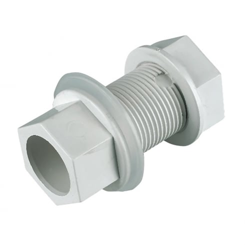 Floplast Abs Tank Connector White