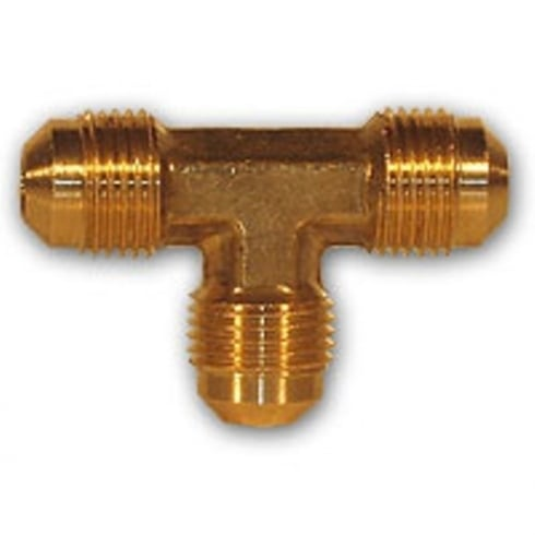 "ITE Tools MV-9611 1/4"" Flare Equal Tee Connector"