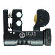 "JAVAC EDGE MINI TUBE CUTTER, 1/8"" - 5/8"" (4-16MM), TITANIUM FINISH BLADE"
