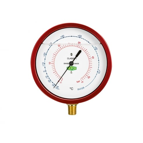 REFCO R3-320-DS-R22 Discharge Gauge (4459025)