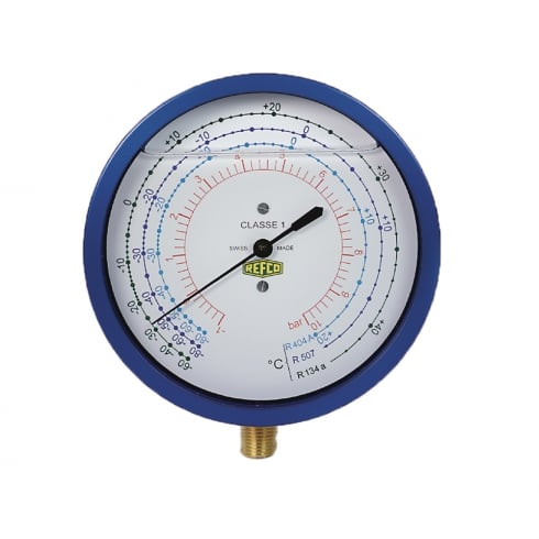 REFCO R5-220-DS-R22 Discharge Gauge (4490054)