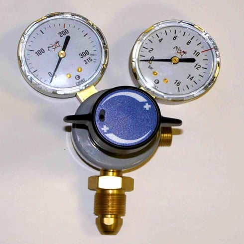 REFCO RS-150 Nitrogen Regulator 0-10 Bar