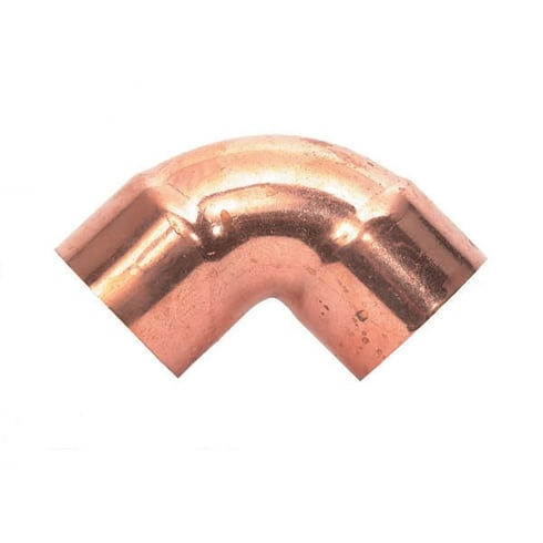 Lawton Tubes Copper Elbow 90 Short Radius (F x F)