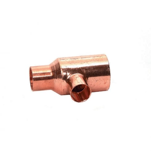 Lawton Tubes Copper Reducing Tee
