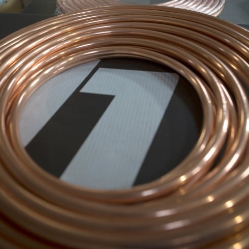 Lawton Tubes Soft Coil Copper Pipe