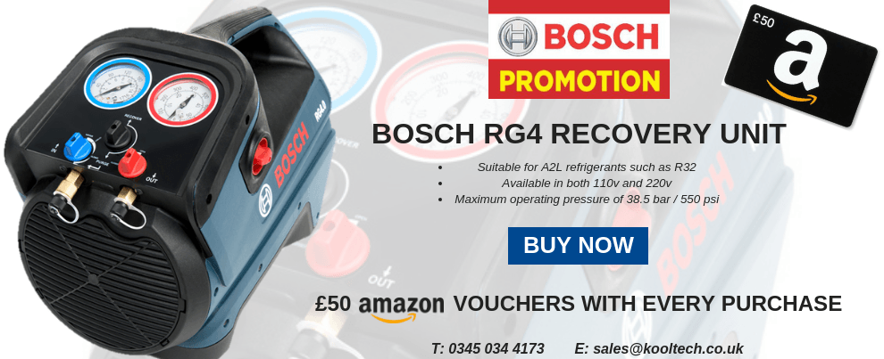 Bosch RG4 Recovery Unit
