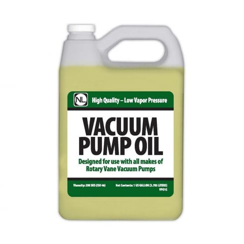 National Refrigerants Vacuum Pump Oil