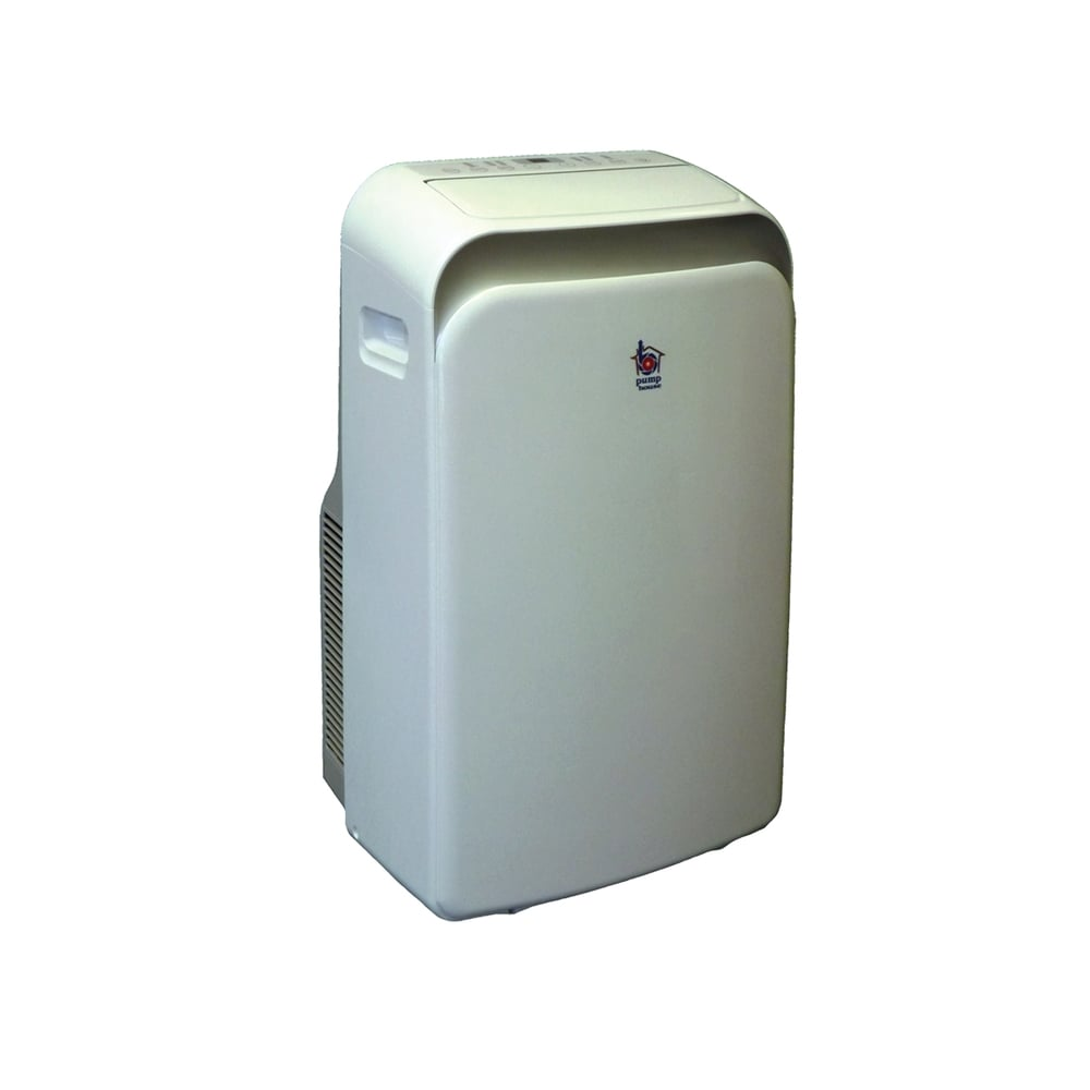 Portable Heating And Cooling Units : Portable kw air conditioning unit heating cooling