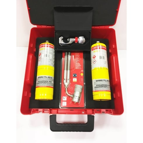 Rothenberger SWIVEL PRO BRAZING KIT -