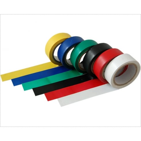 SCS Insulation Tape Various Colours