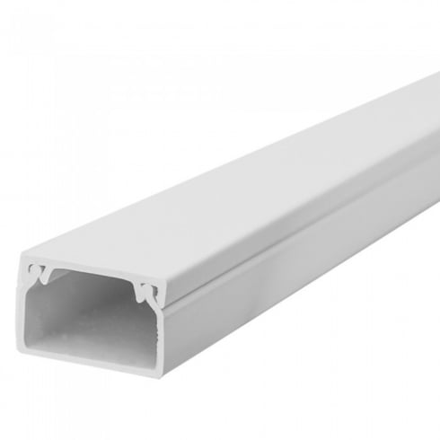 SCS Mini Trunking 25mm x 16mm