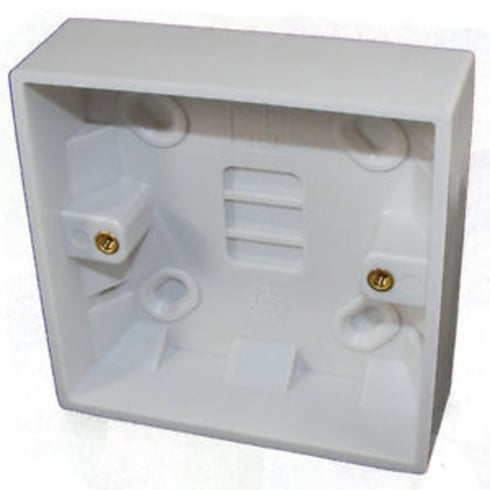 SCS Pattress Box Various Sizes