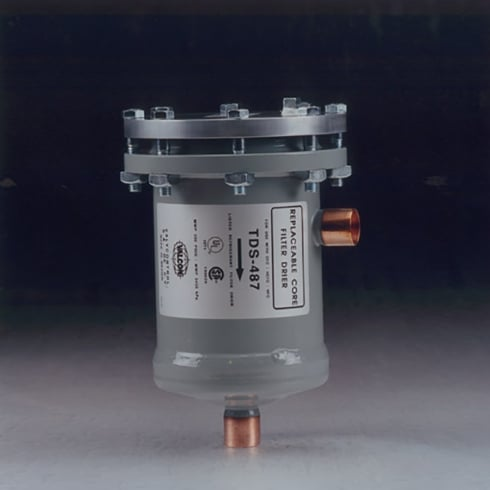Valcon TDS Replaceable Core Driers